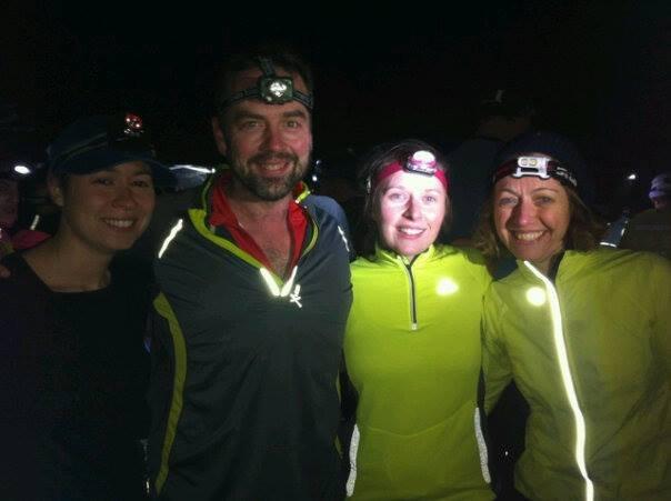 Polesden Lacey's running team