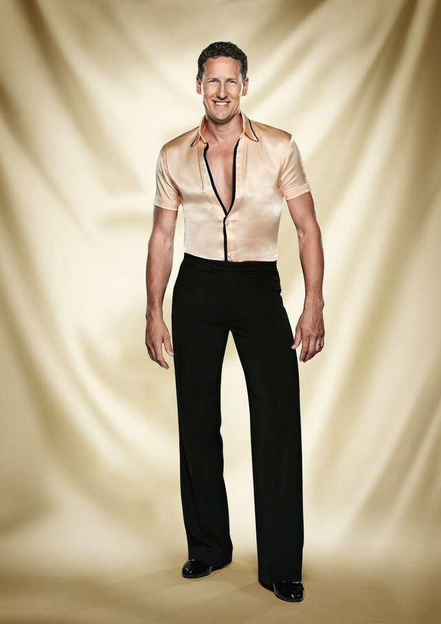 Strictly's Brendan Cole
