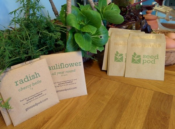 WIN a subscription to SeedPod