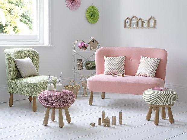 sofa.com-Alfie-sofa-in-Candyfloss,-Alfie-armchair-in-Green-Geo,-Elsie-footstool-in-Pink-Geo,-Elsie-footstool-in-Green-Stripe-(3).jpg