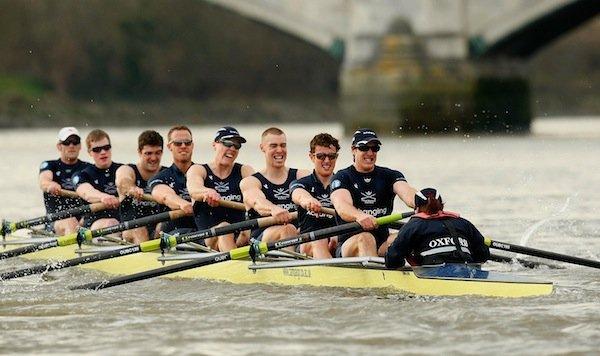Oxford and Cambridge University Boat Race Surrey