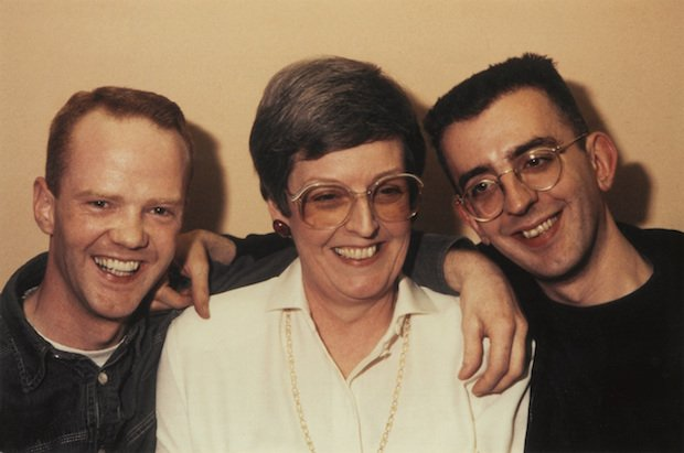 Jimmy and me with my mum. from Fathomless Riches by Revd Richard Coles (W&N 16 October 2014) copy.jpg