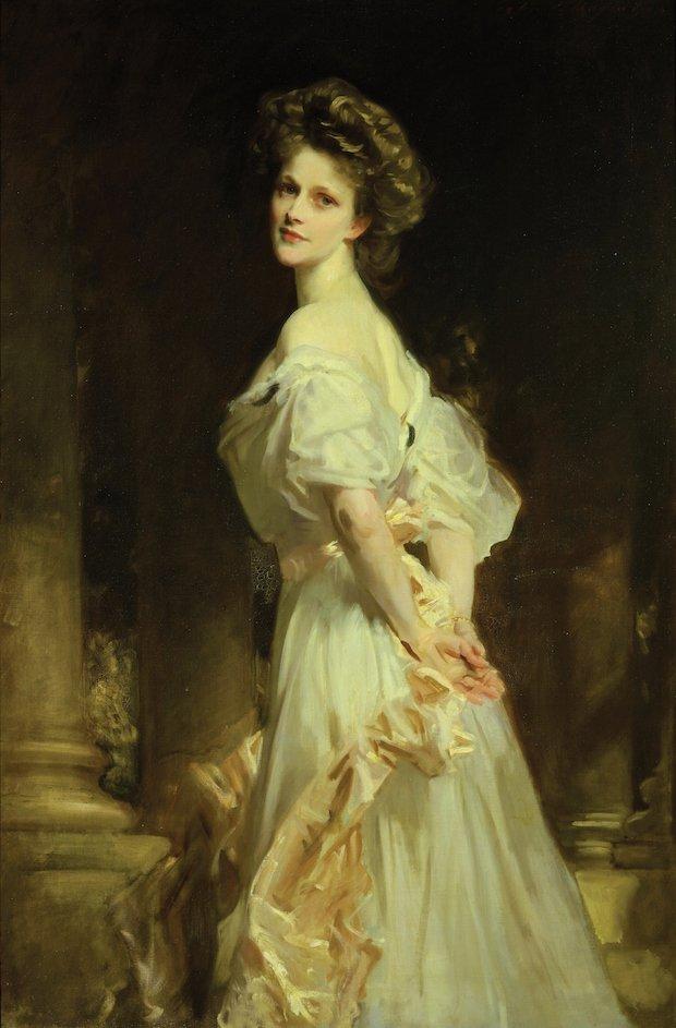Cliveden - Interior - Nancy Astor Portrait copy.jpg