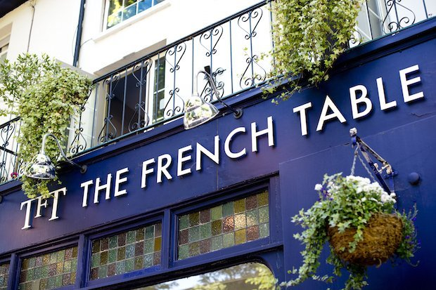 The essential surrey sw london certificate of excellence for The french table 85 maple road surbiton surrey kt6 4aw