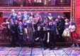 AP Grease Cast Aled Jone Joanne Karen Kevin Clifton 1 copy.jpg