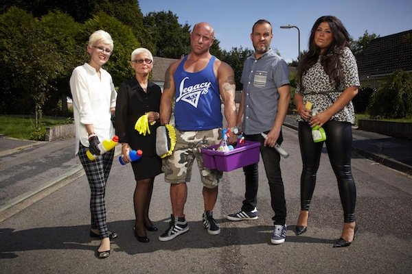 Obsessive Compulsive Cleaners search for Surrey stars