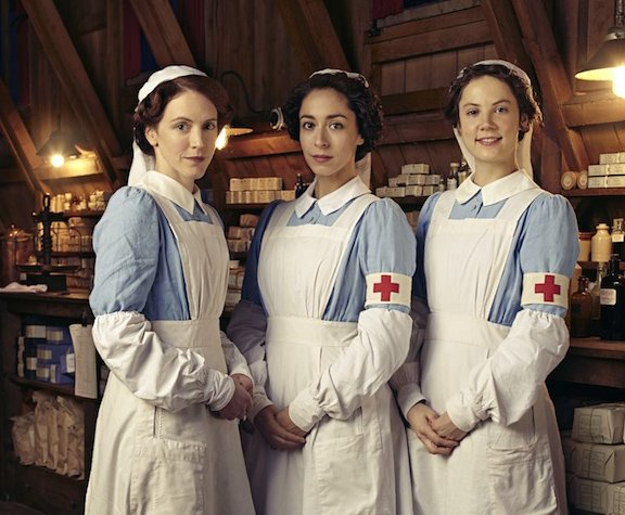 What role did Surrey women play in WWI?