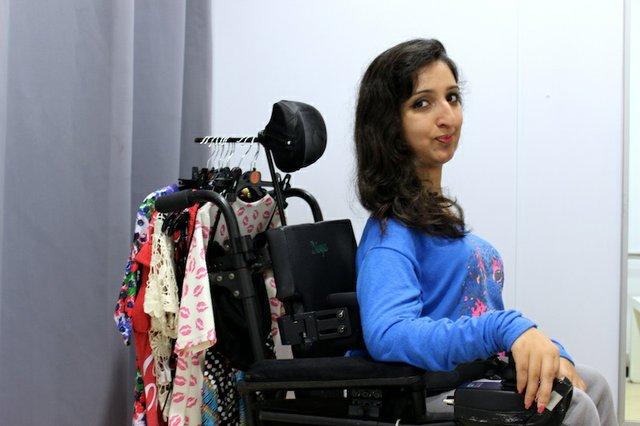 Divya Babbar goes shopping