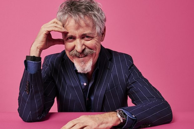 deans chalkleys photograph of Griff Rhys Jones