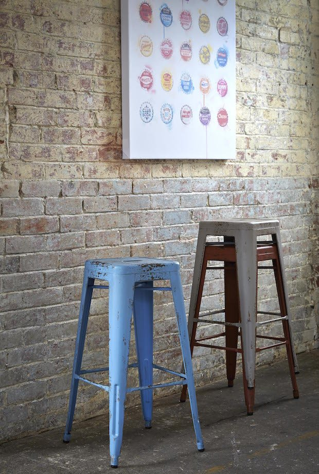 Dime Tolix Bar Stools, Barker and Stonehouse copy.jpg