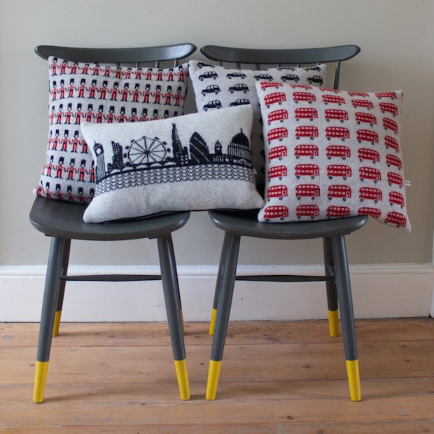knitted lambswool London cushions copy.jpg
