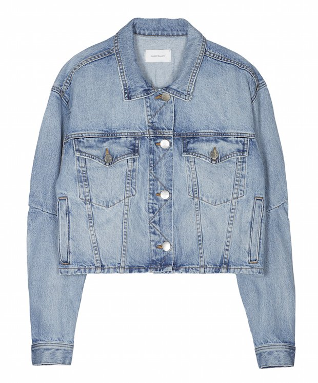 denim jacket, ú350, Current Elliott at Bernard's of Esher copy.jpg