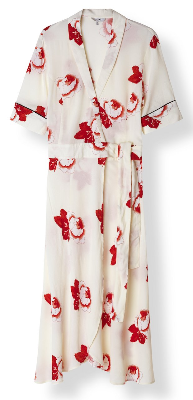 Crepe Wrap Dress, ú150, Ganni at Bernards of Esher copy.jpg