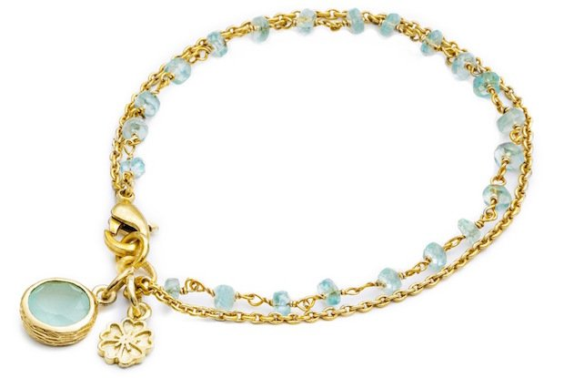 Aqua Charm Bracelet, ú29 miawood.co.uk copy.jpg