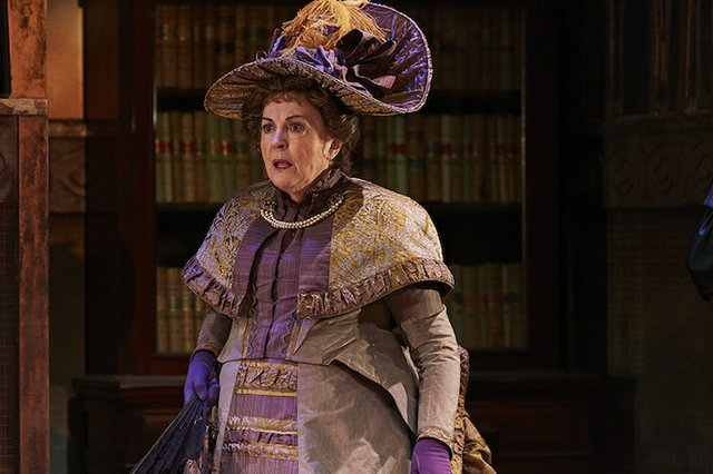 Gwen Taylor as Lady Bracknell in THE IMPORTANCE OF BEING EARNEST%2c credit The Other Richard.jpg