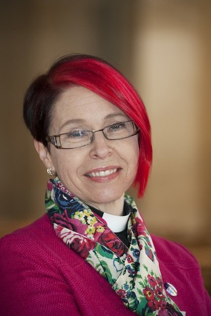 Dean of Guildford, The Very Rev. Dianna Gwilliams