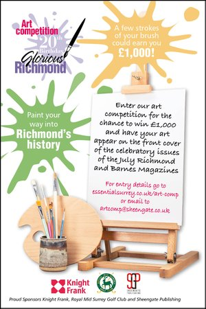 Richmond Art Competition Portrait