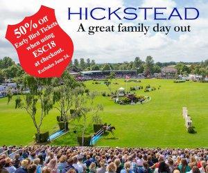 Hickstead Reader Offer MPU