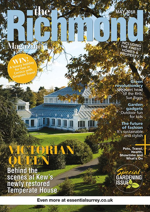Richmond Front Cover May 2018