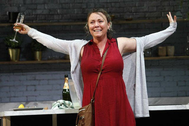 Charlie Brooks as Sally in MONOGAMY, credit Simon Annand.jpg