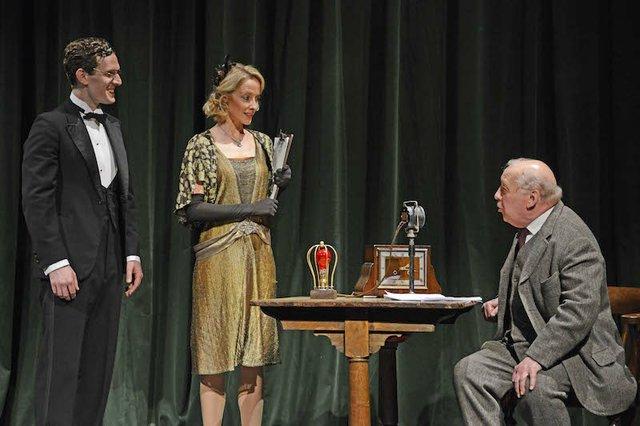 Lewis Collier / Anna O'Grady / Timothy Knightley