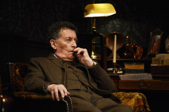 Sherlock Holmes/Robert Powell