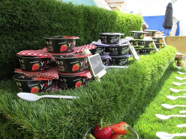 Do You Love Food Show, Loseley Park, Guildford