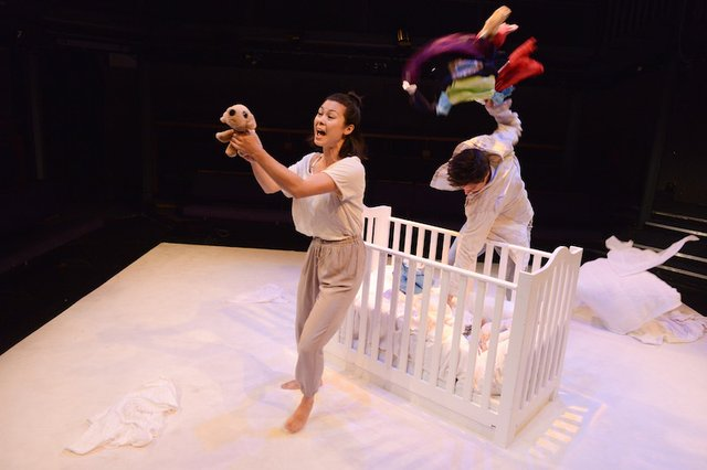 Anna Leong Brophy and Ziggy Heath in In the Night Time - photo by Robert Day41.jpg