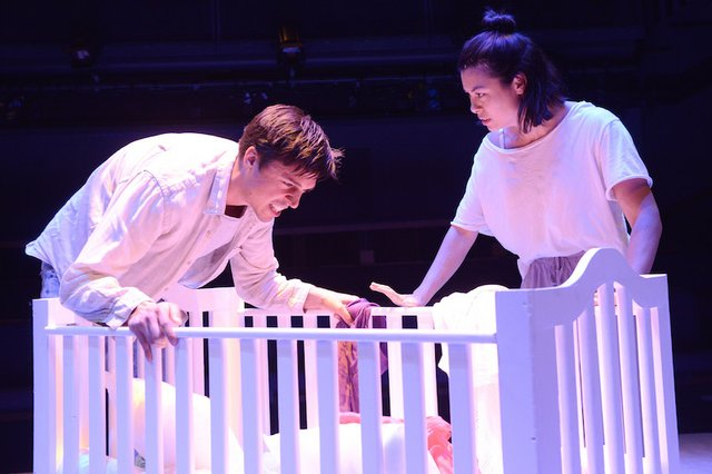 Ziggy Heath and Anna Leong Brophy in In the Night Time - photo by Robert Day 1.jpg