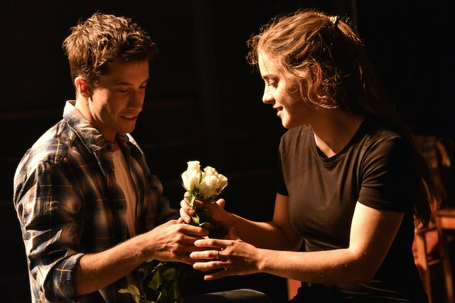 Rebecca Collingwood and Matt Jessup in PRECIOUS LITTLE TALENT - photo by Robert Day_4.jpg