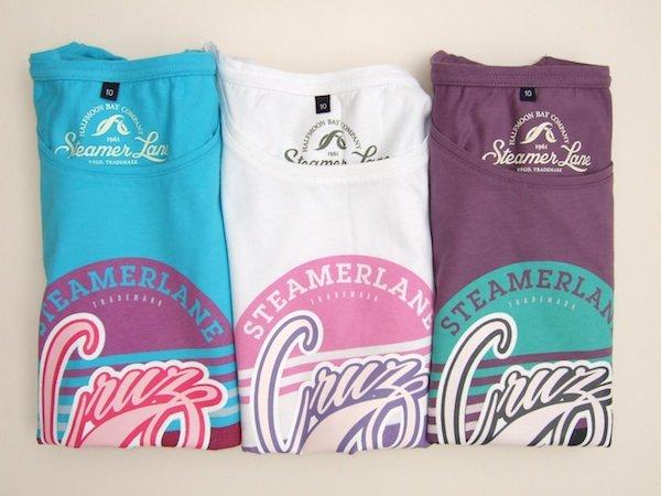 Steamer Lane handmade clothing
