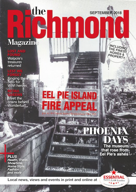 Front Cover Richmond September 2018