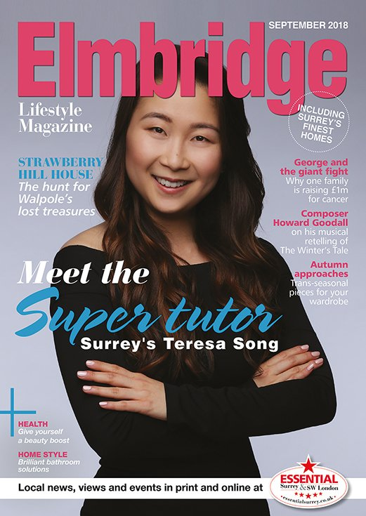 Front Cover Elmbridge September 2018