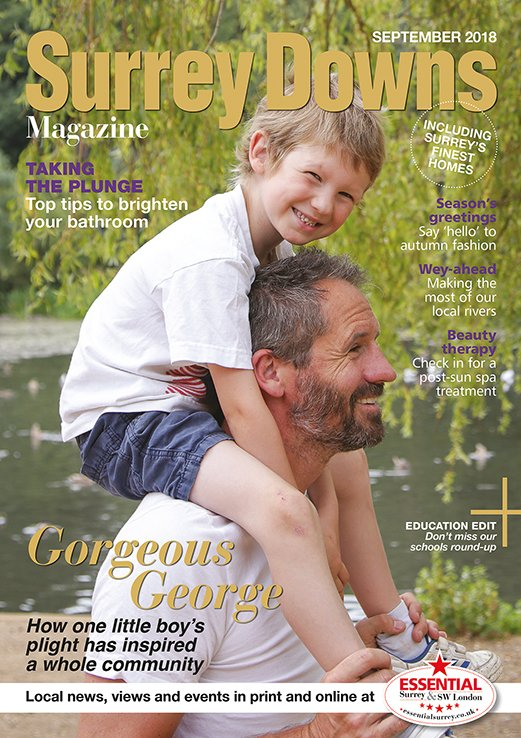 Surrey Downs Front Cover September 2018