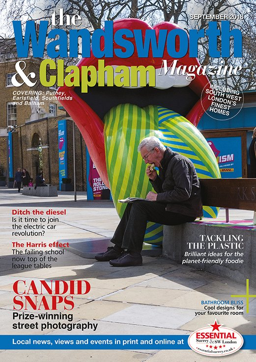 Front Cover Wandsworth September 2018
