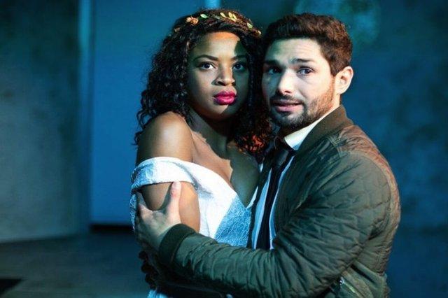 Rachael Ofori and Ash Rizi (Bride and Leo)
