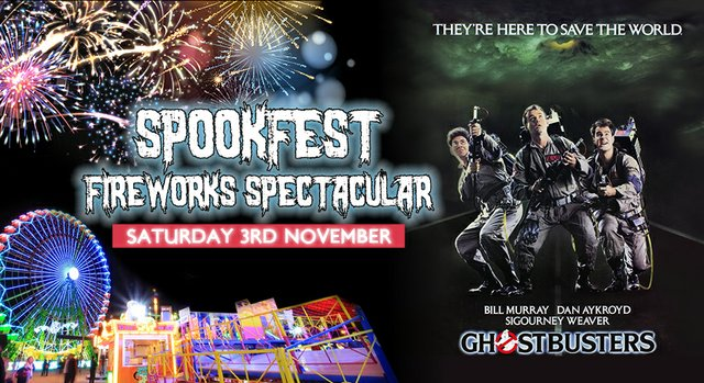 Fireworks Spookfest