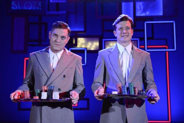 Mathew Horne (Raymond) & Ed Speleers (Charlie) CREDIT Robert Day.jpg