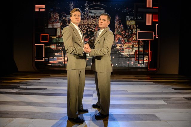 Ed Speleers (Charlie) and Mathew Horne (Raymond) CREDIT Robert Day.jpg