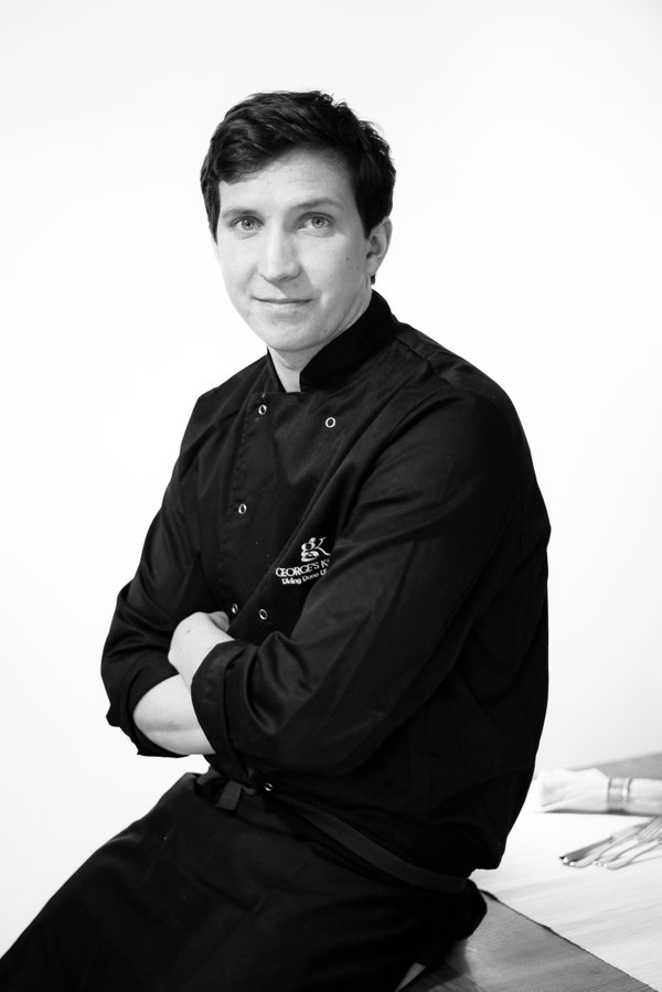 George Rouse, owner and executive chef at George's Kitchen.jpg