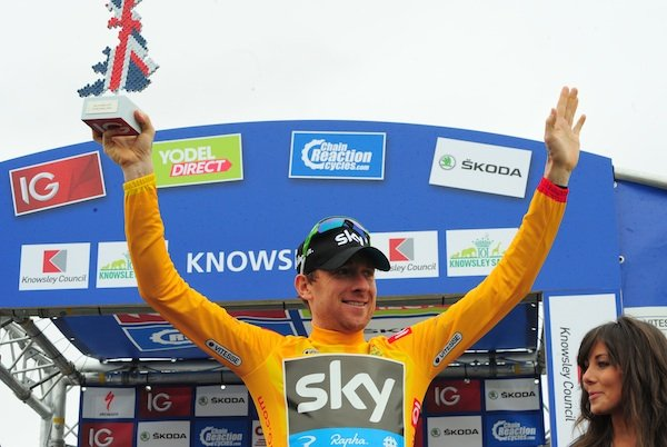Sir Bradley Wiggins to race in Prudential RideLondon-Surrey Classic