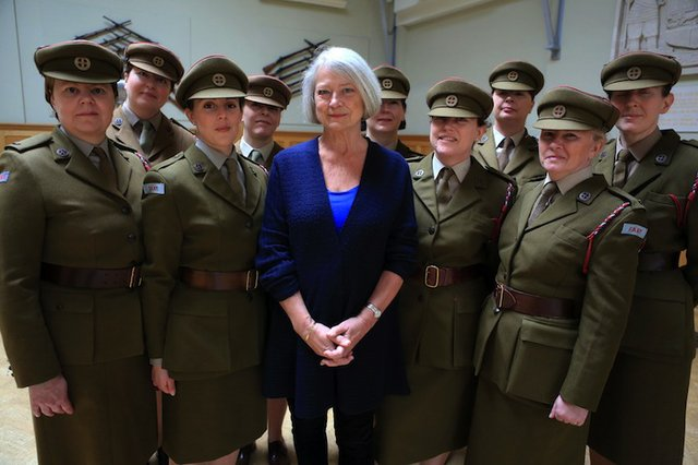 An Evening with Kate Adie, Brooklands Museum