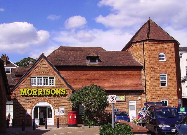 Armed robbery at Reigate Morrisons