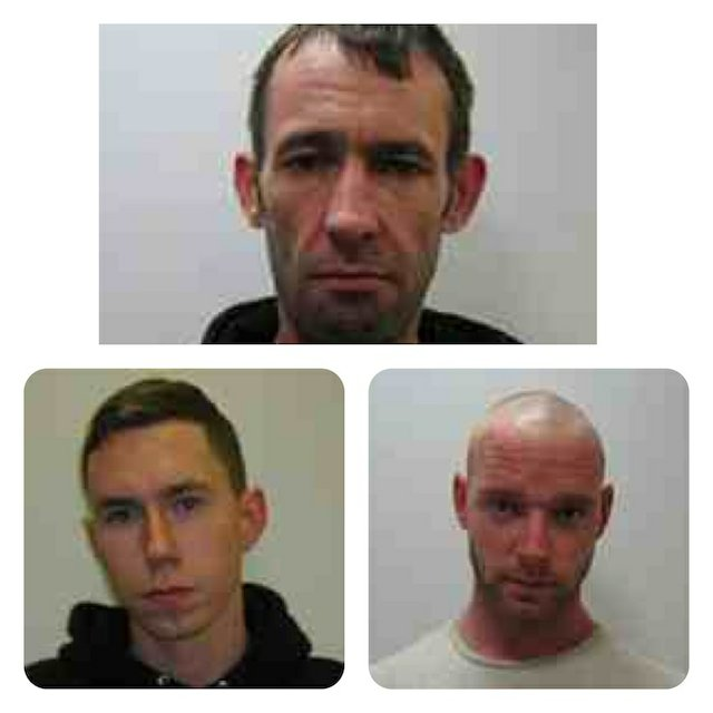 Guildford Jewellery robbers