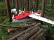 Light aircraft crashes in Surrey