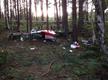 Plane crashes in Churt