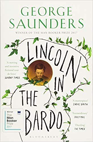 Lincoln In the Bardo by George Sanders