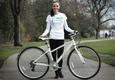 Macmillan's Surrey Cycletta: Victoria Pendleton