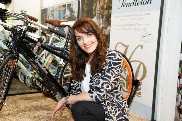 Victoria Pendleton for Halfords