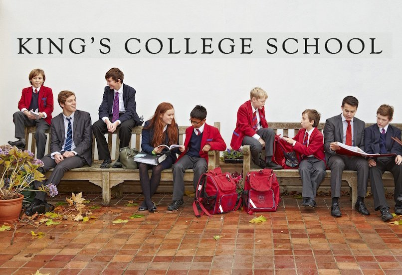 King's college school ad